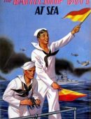 The Battleship Boys at Sea; Or, Two Apprentices in Uncle Sam's Navy