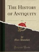 The History of Antiquity, Vol. 1 (of 6)