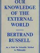 Our Knowledge of the External World as a Field for Scientific Method in Philosophy