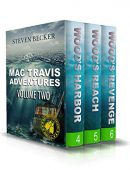 Mac Travis Adventures Box Set (Books 4 – 6): Action and Adventure in the Florida Keys