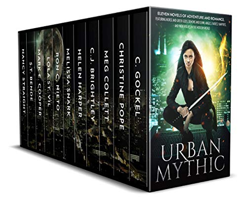 Urban Mythic Box Set: Eleven Novels of Adventure and Romance, featuring Norse and Greek Gods, Demons and Djinn, Angels, Fairies, Vampires, and Werewolves in the Modern World 3452 pages