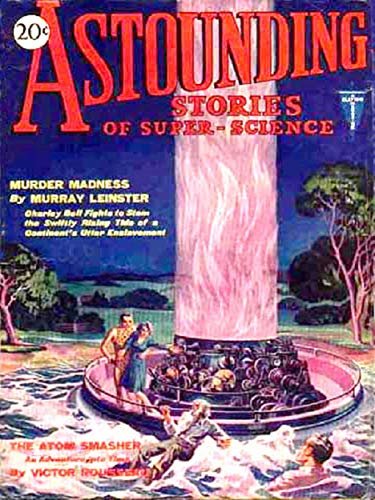 Astounding Stories of Super-Science, Volume 5: May 1930