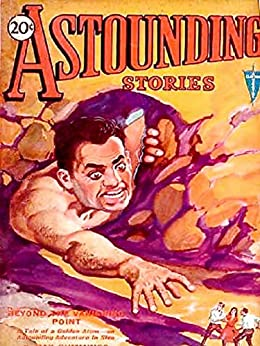 Astounding Stories of Super-Science Vol. 15: March 1931