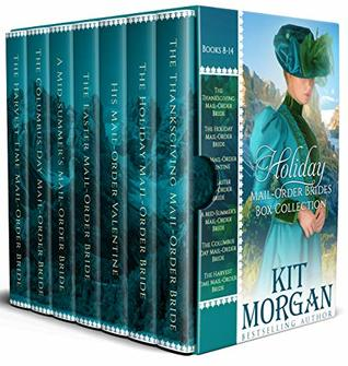 Holiday Mail-Order Bride Box Collection (Books 8-14)