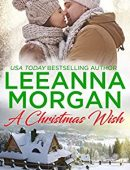 A Christmas Wish: A Sweet Small Town Christmas Romance (Sapphire Bay Book 3