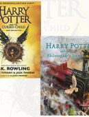 Harry Potter and the Cursed Child, Parts 1 and 2 and Harry Potter and the Philosopher's Stone 2 Books Bundle Collection (Harry Potter #1and8)