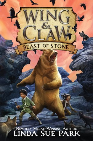 Beast of Stone (Wing and Claw, #3)