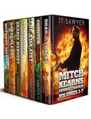 Mitch Kearns Combat-Tracker Boxed Set of Thrillers, Volumes 1-7: A Black-Ops Espionage Thriller Series (Mitch Kearns Combat Tracker Series Book 12)