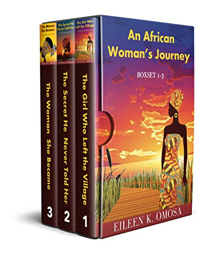An African Woman's Journey Boxset : Books 1-3